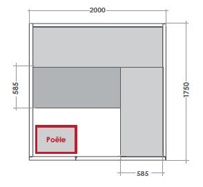 cabine de sauna vapeur holl 39 s eccolo. Black Bedroom Furniture Sets. Home Design Ideas